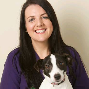 Clare vet nurse at Riverforest vets leixlip